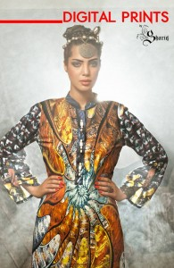 Digital Textiles and fashion dresses made in Pakistan