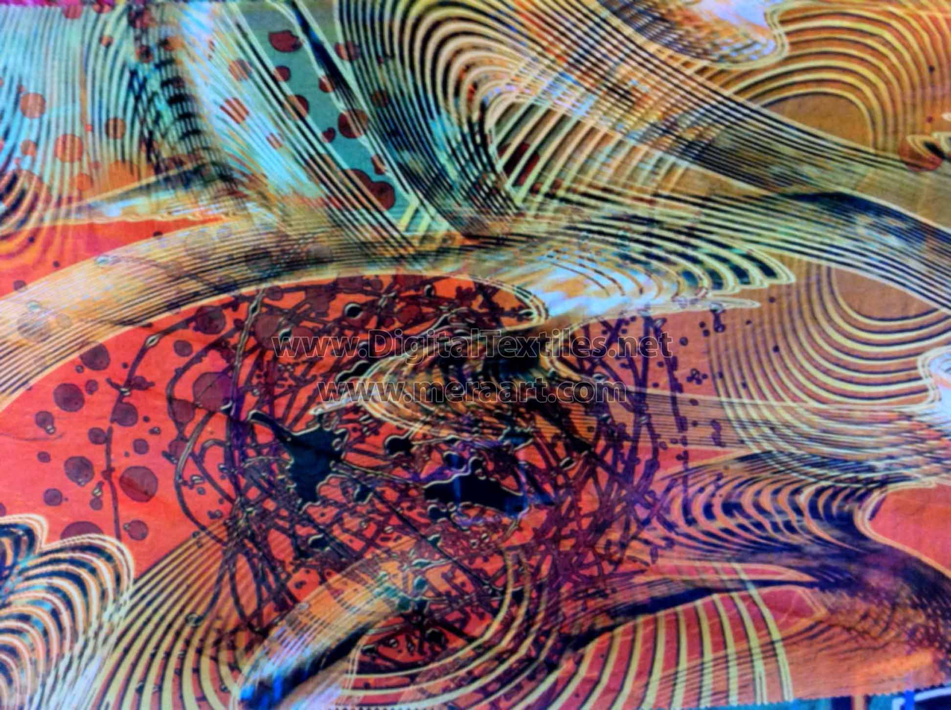 Digital textile fashion dresses prints designs made in for Fashion fabrics