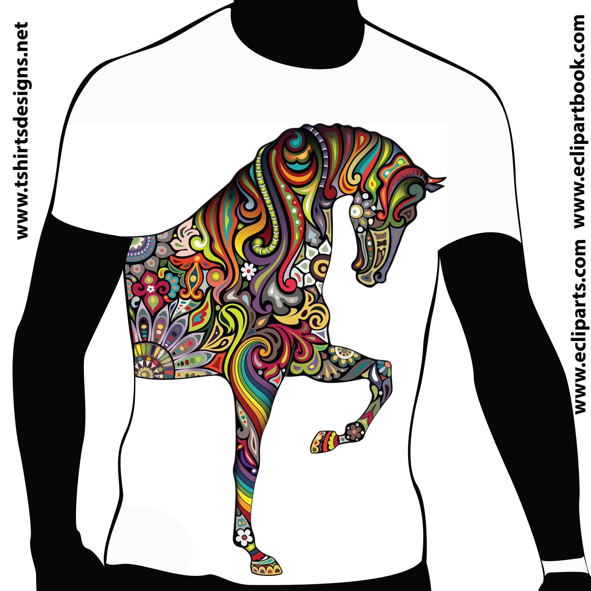 Design print t shirt artee shirt for T shirt designing and printing