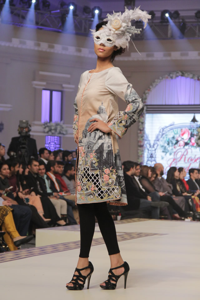 Maria B TBCW 2014,Maria B Digital textile, Maria B digital fashion, Maria B Rose Garden Collection, Maria B digital Collection, digital textiles, digital textile and fashion, mera art, made in pakistan, target.pk, album.pk