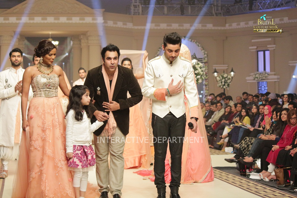 TBCW14  KUKI CONCEPTS telenor bridal couture week 2014 Lahore Designer Zahid Kahn Fashion Collection Pakistan (31)