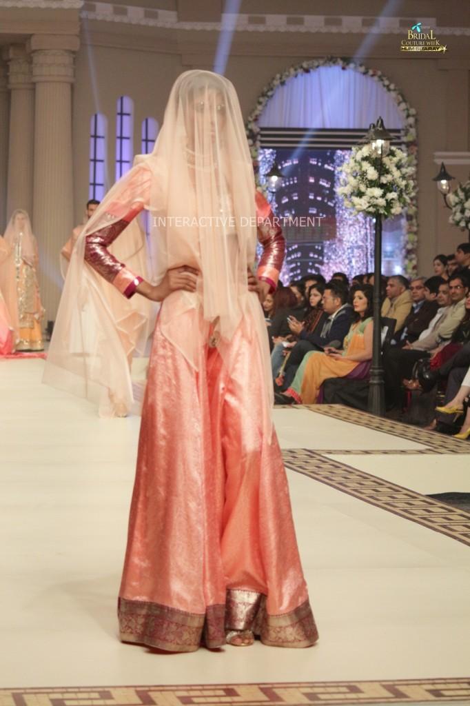 TBCW14  KUKI CONCEPTS telenor bridal couture week 2014 Lahore Designer Zahid Kahn Fashion Collection Pakistan (43)