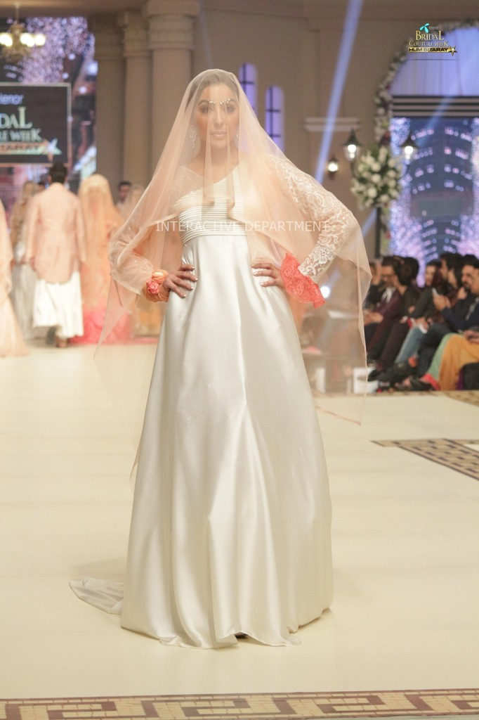 TBCW14  KUKI CONCEPTS telenor bridal couture week 2014 Lahore Designer Zahid Kahn Fashion Collection Pakistan (55)