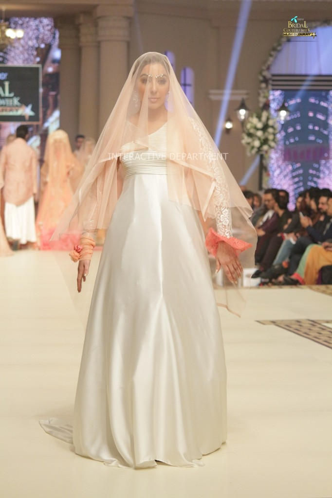 TBCW14  KUKI CONCEPTS telenor bridal couture week 2014 Lahore Designer Zahid Kahn Fashion Collection Pakistan (56)