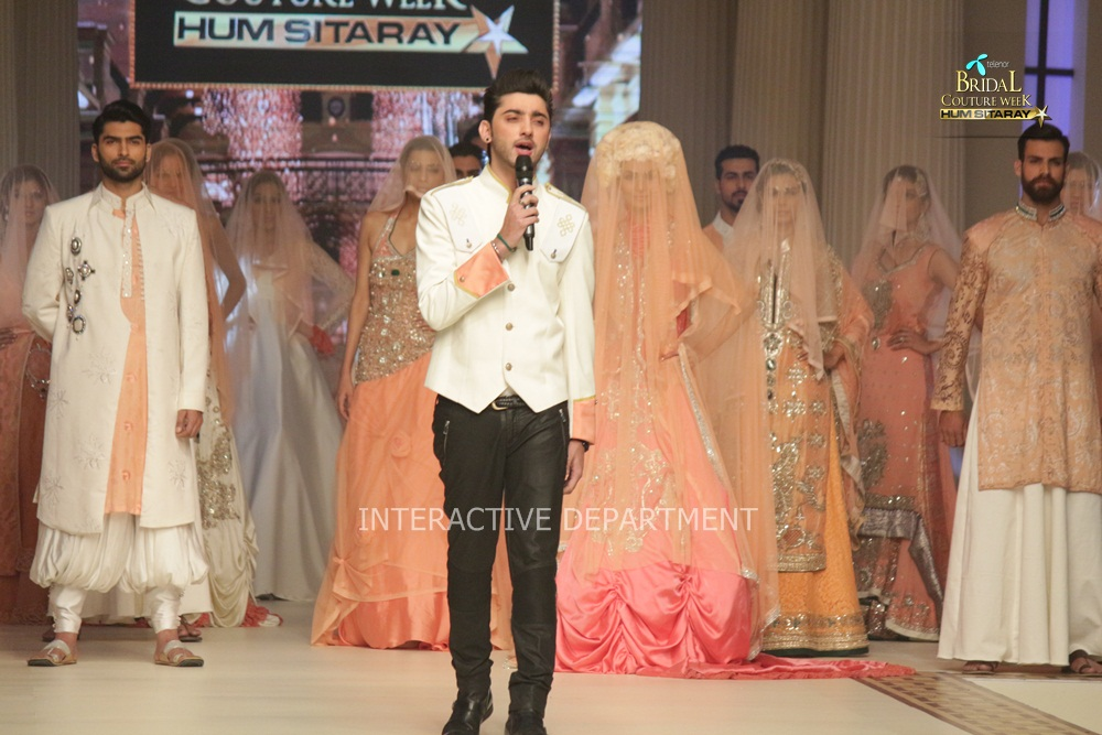 TBCW14  KUKI CONCEPTS telenor bridal couture week 2014 Lahore Designer Zahid Kahn Fashion Collection Pakistan (57)