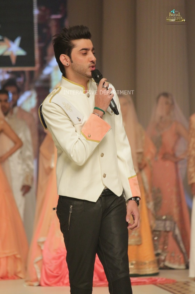 TBCW14  KUKI CONCEPTS telenor bridal couture week 2014 Lahore Designer Zahid Kahn Fashion Collection Pakistan (58)