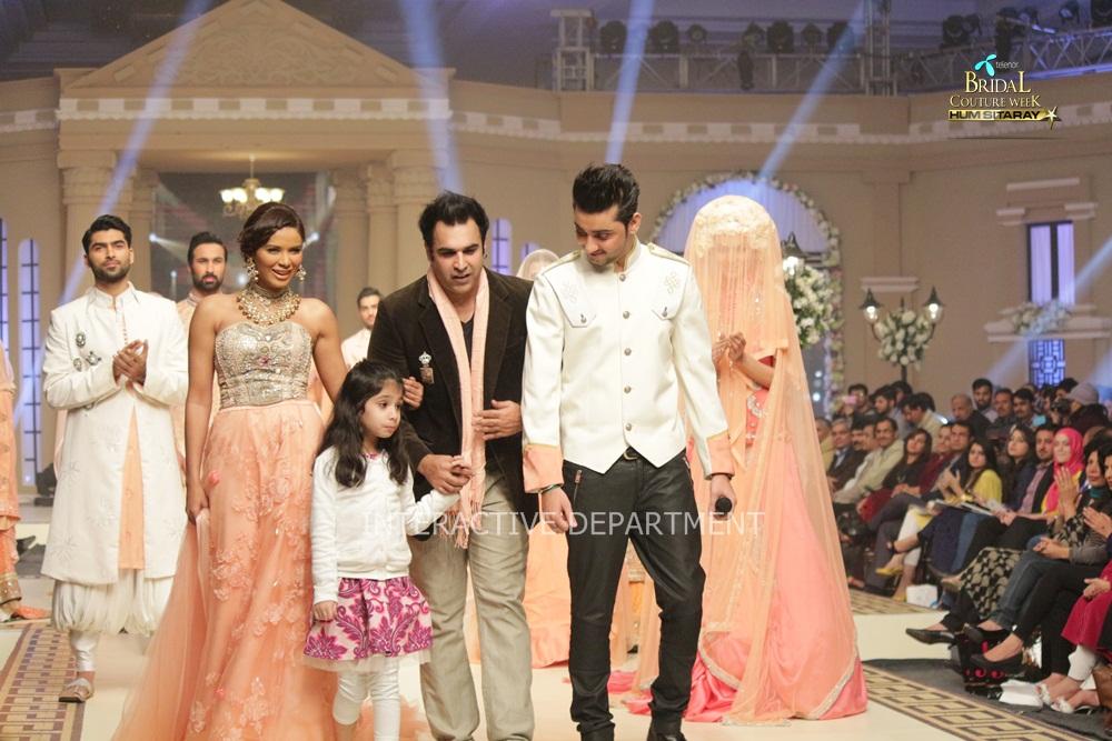 TBCW14  KUKI CONCEPTS telenor bridal couture week 2014 Lahore Designer Zahid Kahn Fashion Collection Pakistan (61)