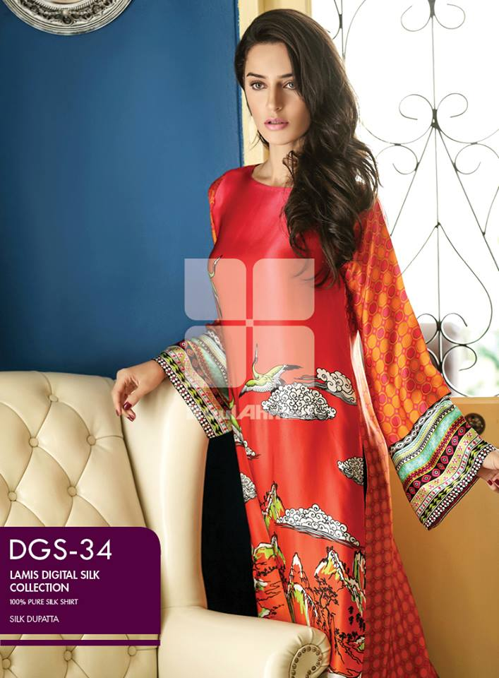 Lamis Digital Silk Collection by GulAhmed made in pakistan (10)