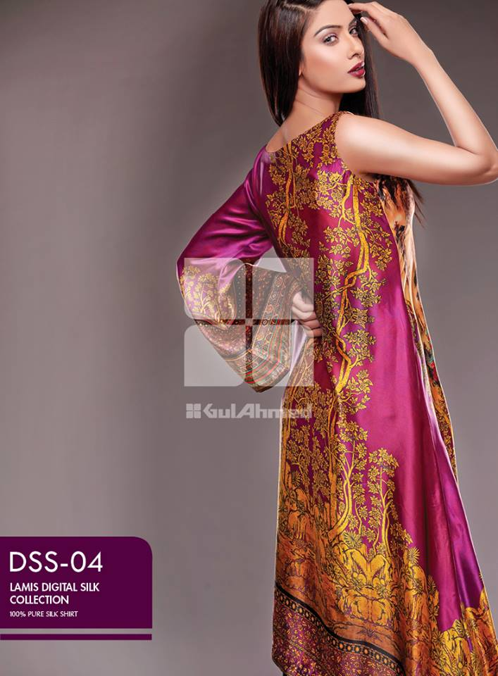 Lamis Digital Silk Collection by GulAhmed made in pakistan (11)