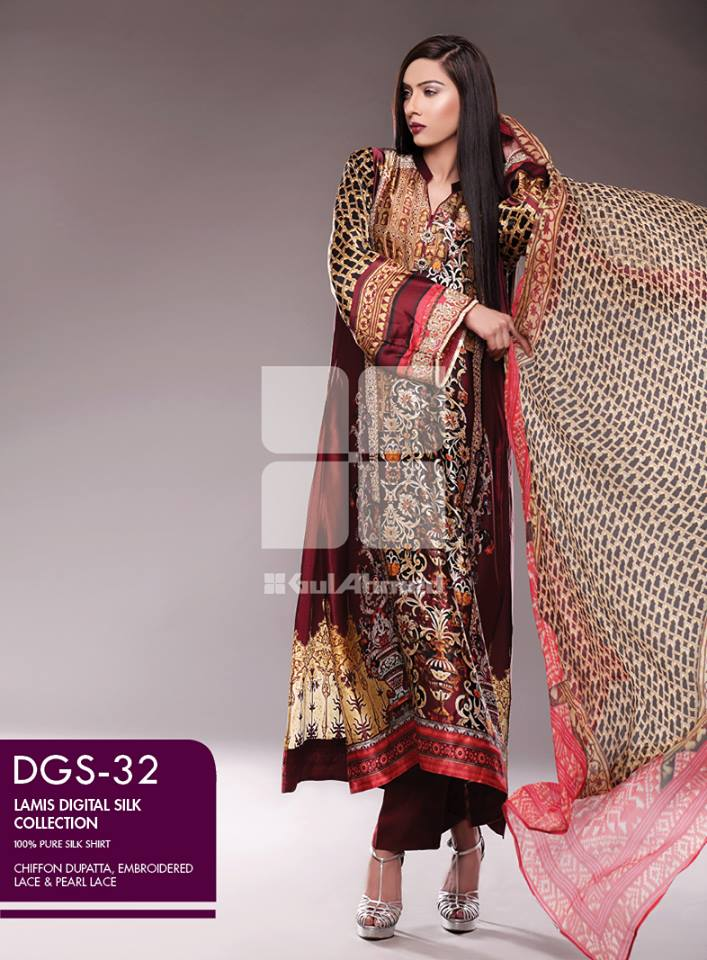 Lamis Digital Silk Collection by GulAhmed made in pakistan (13)