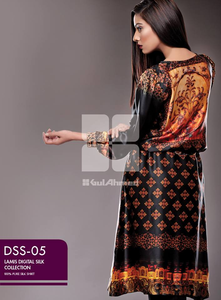 Lamis Digital Silk Collection by GulAhmed made in pakistan (15)