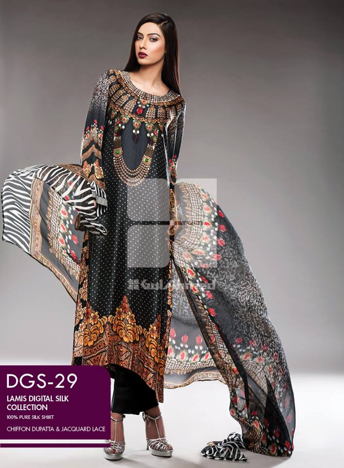 Lamis Digital Silk Collection by GulAhmed made in pakistan (19)