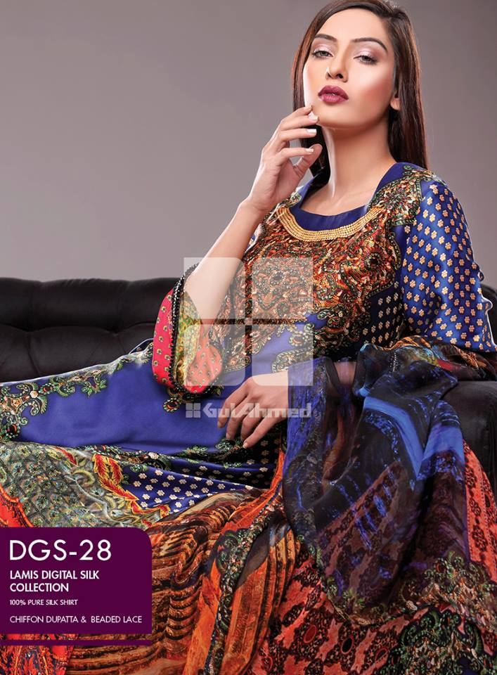 Lamis Digital Silk Collection by GulAhmed made in pakistan (6)