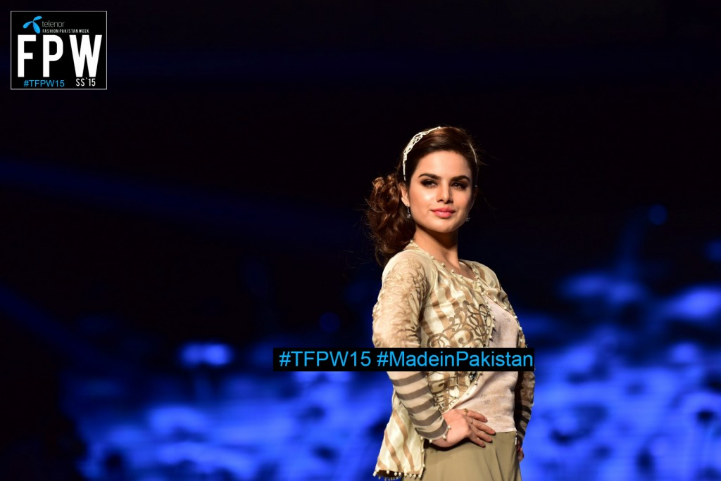 TFPW15 Telenor Fashion Pakistan Week 2015 TFPW 31st March 2015 Pearl Continental Hotel Karachi (1)