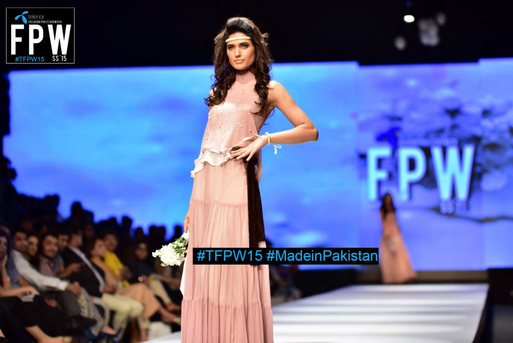 TFPW15 Telenor Fashion Pakistan Week 2015 TFPW 31st March 2015 Pearl Continental Hotel Karachi (10)