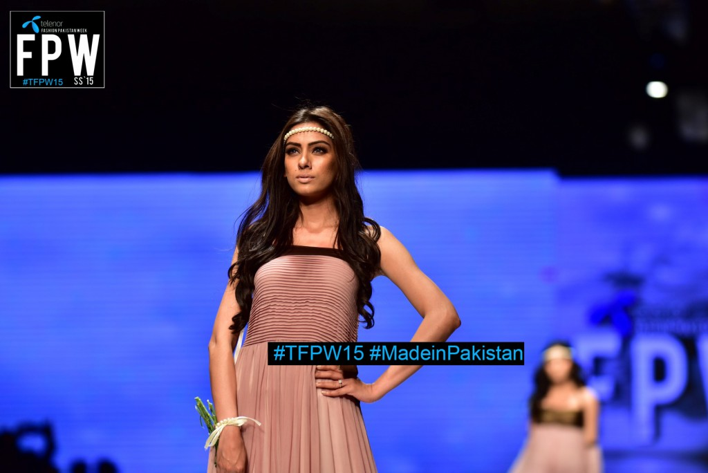 TFPW15 Telenor Fashion Pakistan Week 2015 TFPW 31st March 2015 Pearl Continental Hotel Karachi (11)