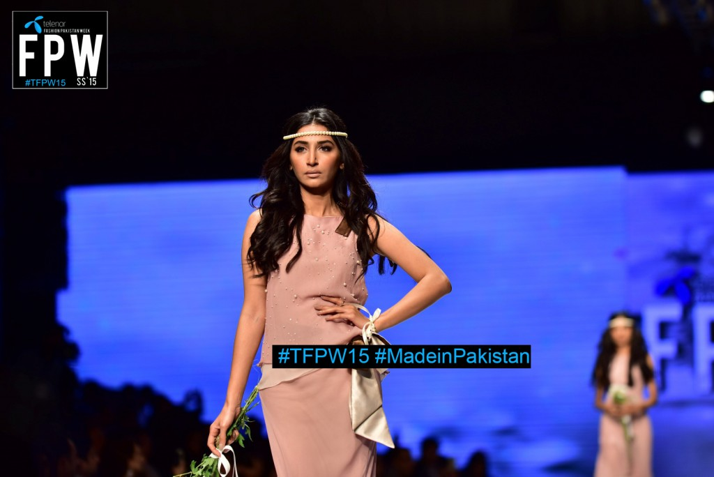 TFPW15 Telenor Fashion Pakistan Week 2015 TFPW 31st March 2015 Pearl Continental Hotel Karachi (12)