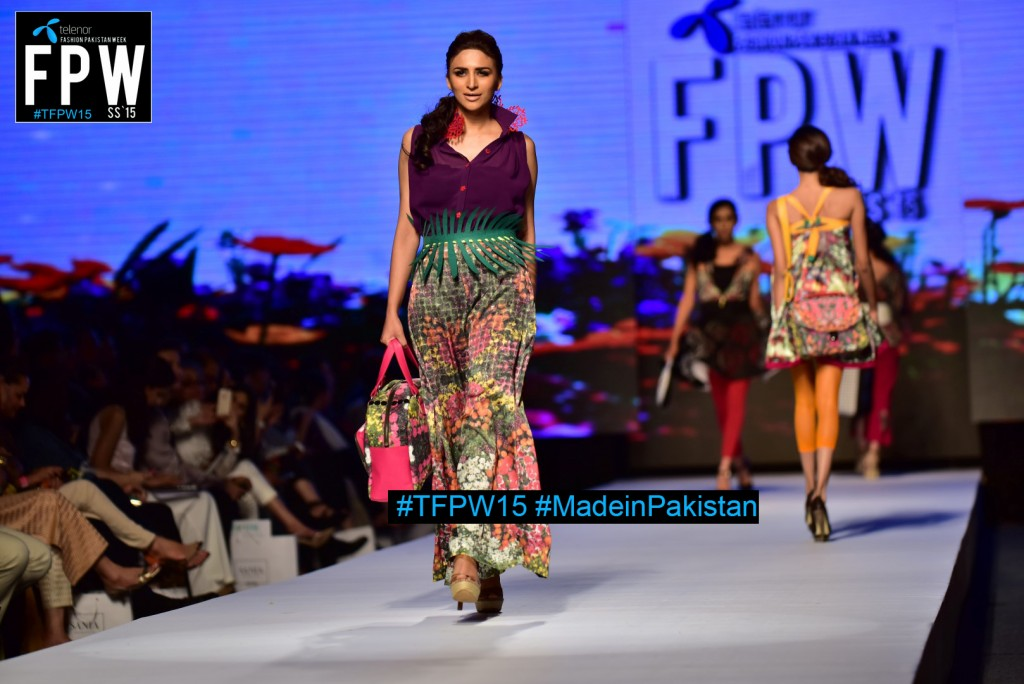 TFPW15 Telenor Fashion Pakistan Week 2015 TFPW 31st March 2015 Pearl Continental Hotel Karachi (13)