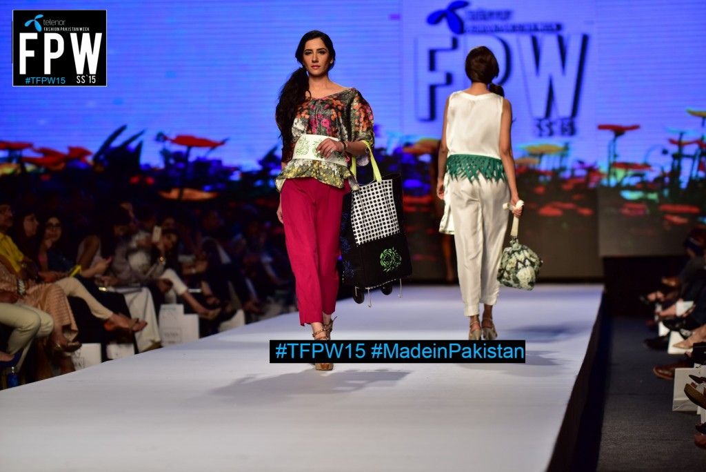 TFPW15 Telenor Fashion Pakistan Week 2015 TFPW 31st March 2015 Pearl Continental Hotel Karachi (14)