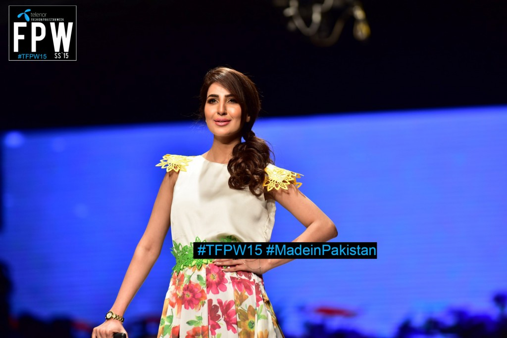TFPW15 Telenor Fashion Pakistan Week 2015 TFPW 31st March 2015 Pearl Continental Hotel Karachi (15)