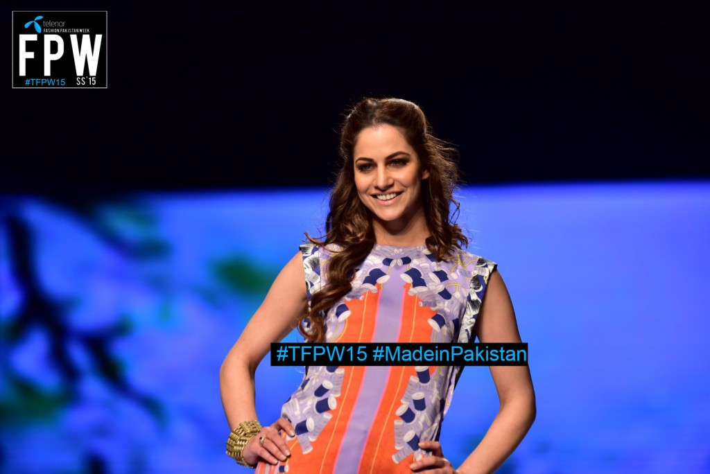 TFPW15 Telenor Fashion Pakistan Week 2015 TFPW 31st March 2015 Pearl Continental Hotel Karachi (18)