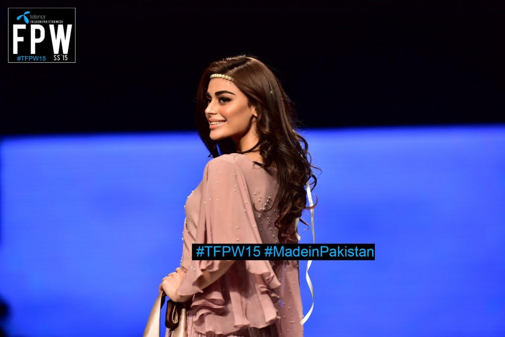 TFPW15 Telenor Fashion Pakistan Week 2015 TFPW 31st March 2015 Pearl Continental Hotel Karachi (2)
