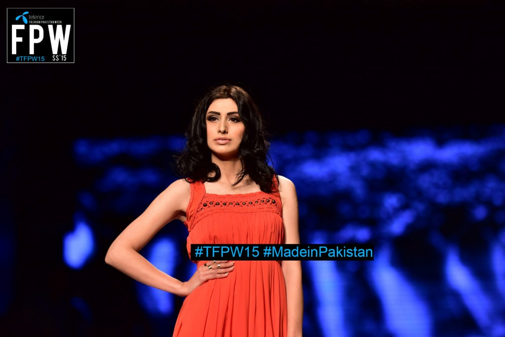 TFPW15 Telenor Fashion Pakistan Week 2015 TFPW 31st March 2015 Pearl Continental Hotel Karachi (22)