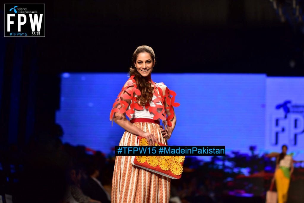 TFPW15 Telenor Fashion Pakistan Week 2015 TFPW 31st March 2015 Pearl Continental Hotel Karachi (24)