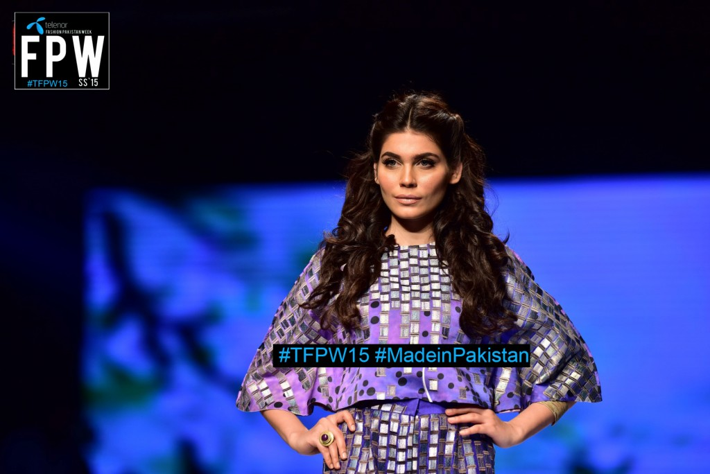 TFPW15 Telenor Fashion Pakistan Week 2015 TFPW 31st March 2015 Pearl Continental Hotel Karachi (25)