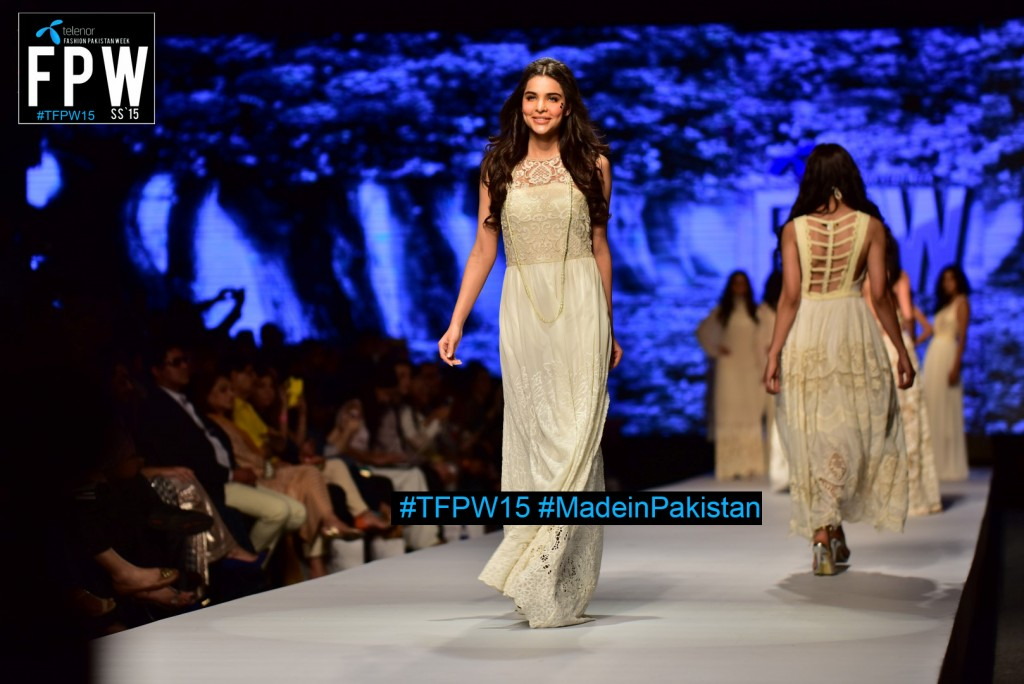 TFPW15 Telenor Fashion Pakistan Week 2015 TFPW 31st March 2015 Pearl Continental Hotel Karachi (26)
