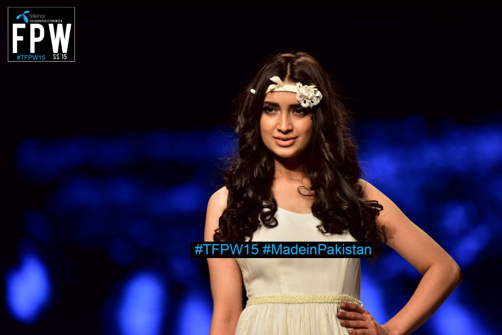 TFPW15 Telenor Fashion Pakistan Week 2015 TFPW 31st March 2015 Pearl Continental Hotel Karachi (27)