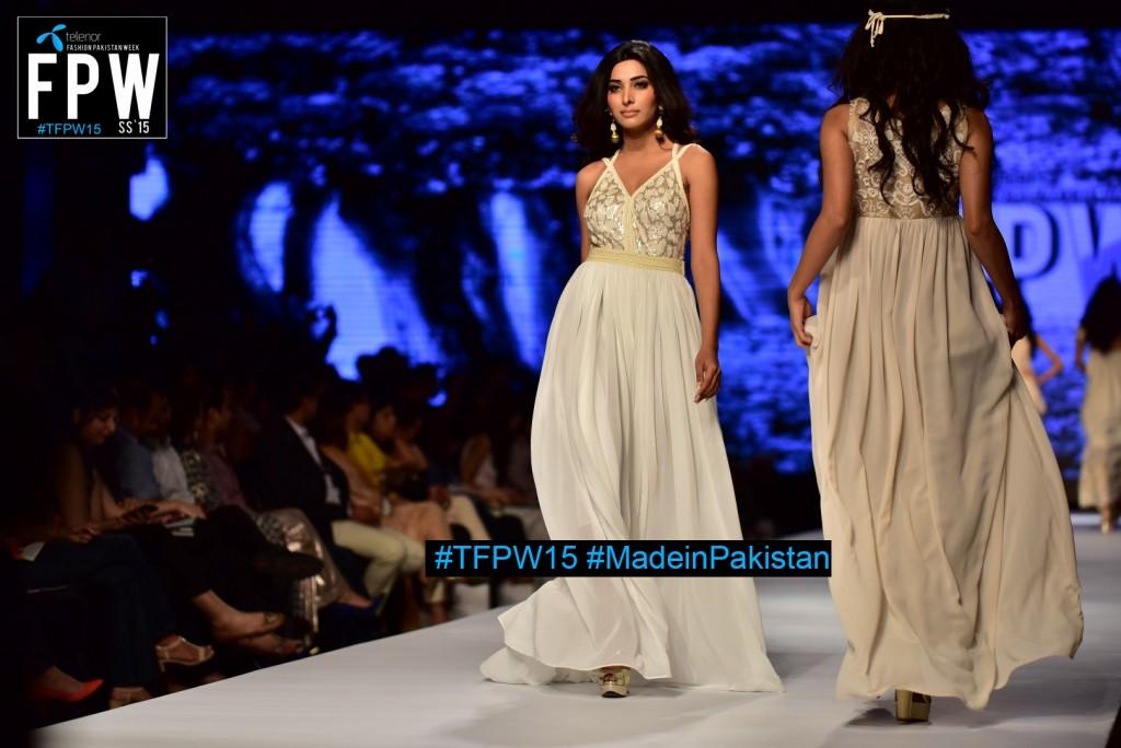TFPW15 Telenor Fashion Pakistan Week 2015 TFPW 31st March 2015 Pearl Continental Hotel Karachi (28)
