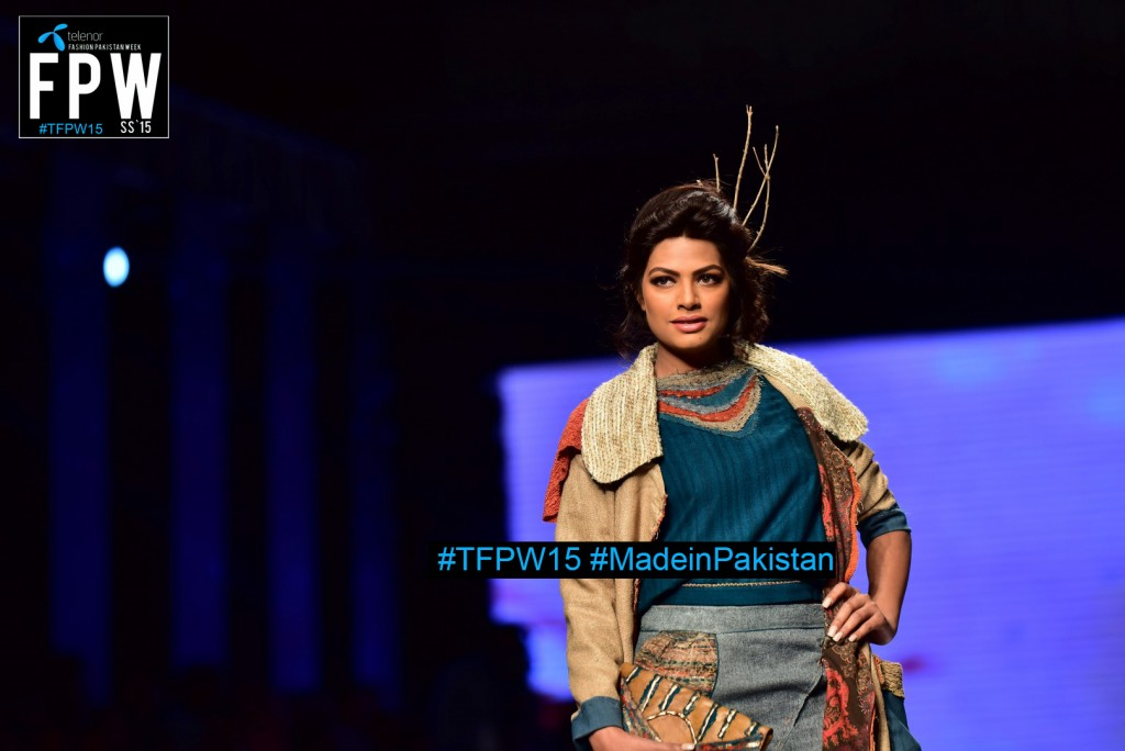 TFPW15 Telenor Fashion Pakistan Week 2015 TFPW 31st March 2015 Pearl Continental Hotel Karachi (29)
