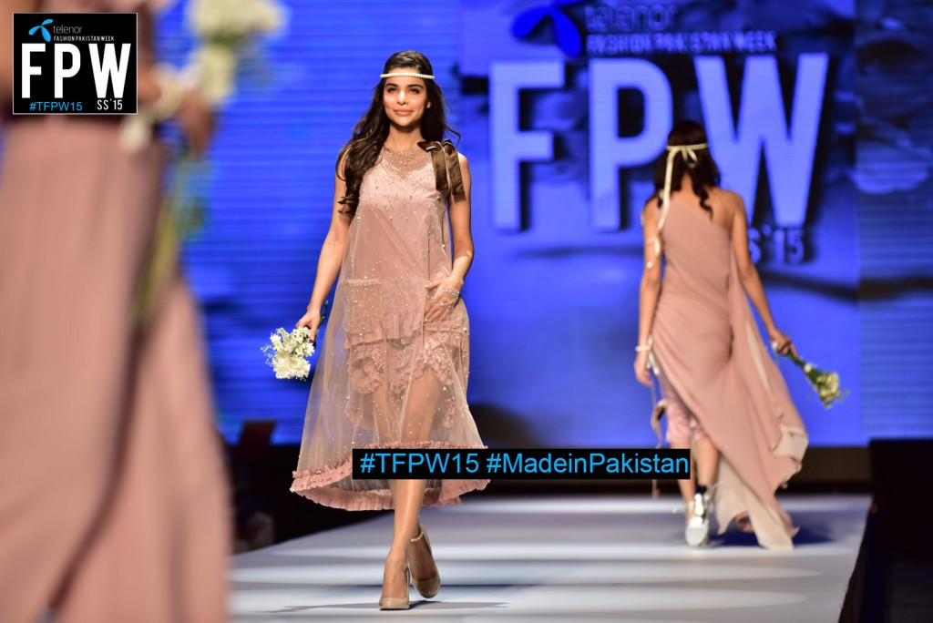 TFPW15 Telenor Fashion Pakistan Week 2015 TFPW 31st March 2015 Pearl Continental Hotel Karachi (3)