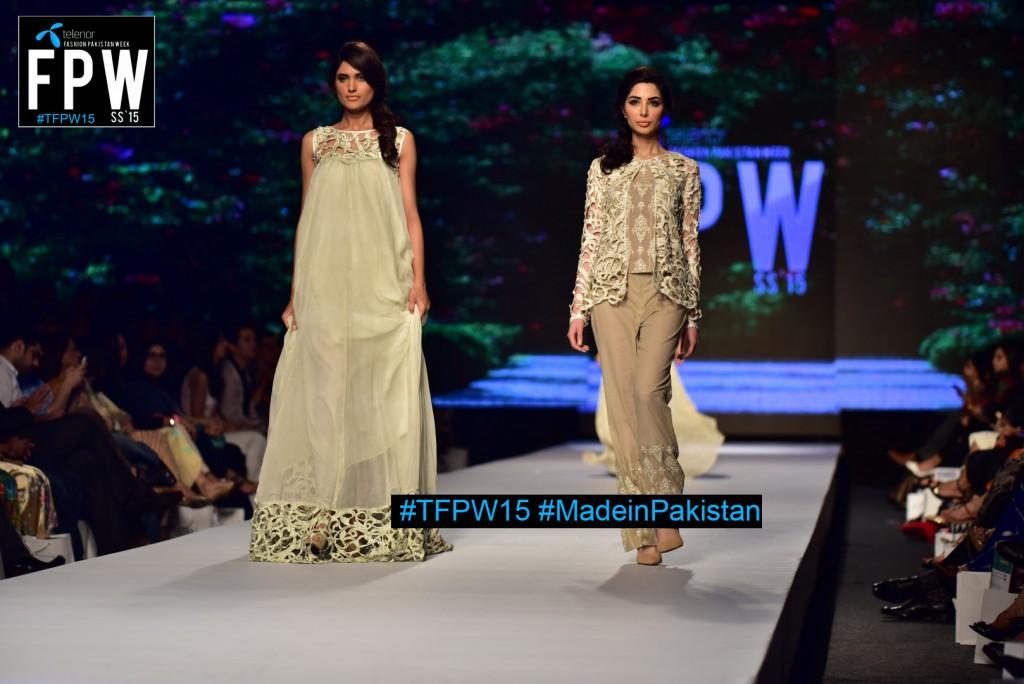 TFPW15 Telenor Fashion Pakistan Week 2015 TFPW 31st March 2015 Pearl Continental Hotel Karachi (32)