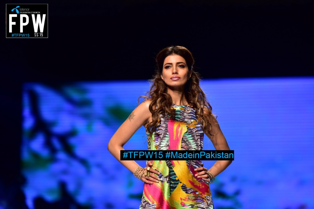 TFPW15 Telenor Fashion Pakistan Week 2015 TFPW 31st March 2015 Pearl Continental Hotel Karachi (35)