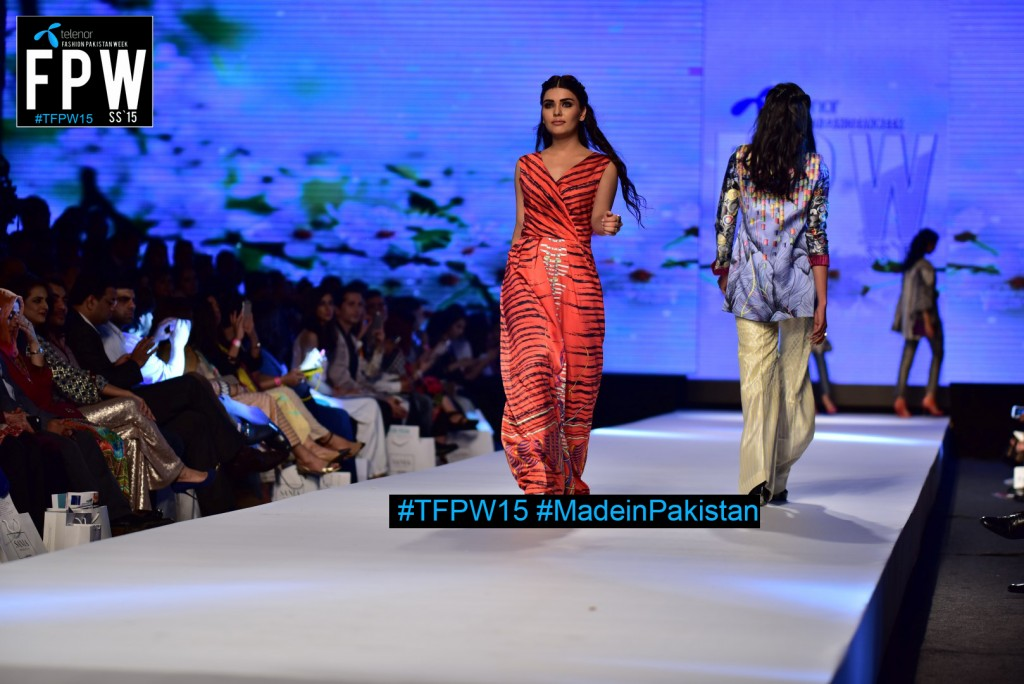 TFPW15 Telenor Fashion Pakistan Week 2015 TFPW 31st March 2015 Pearl Continental Hotel Karachi (36)