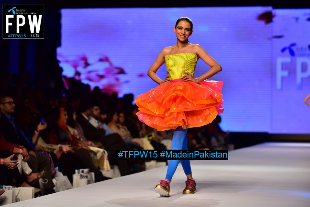 TFPW15 Telenor Fashion Pakistan Week 2015 TFPW 31st March 2015 Pearl Continental Hotel Karachi (37)