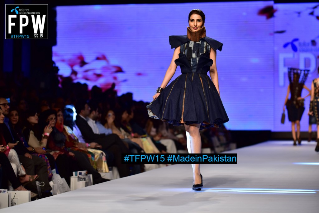 TFPW15 Telenor Fashion Pakistan Week 2015 TFPW 31st March 2015 Pearl Continental Hotel Karachi (38)