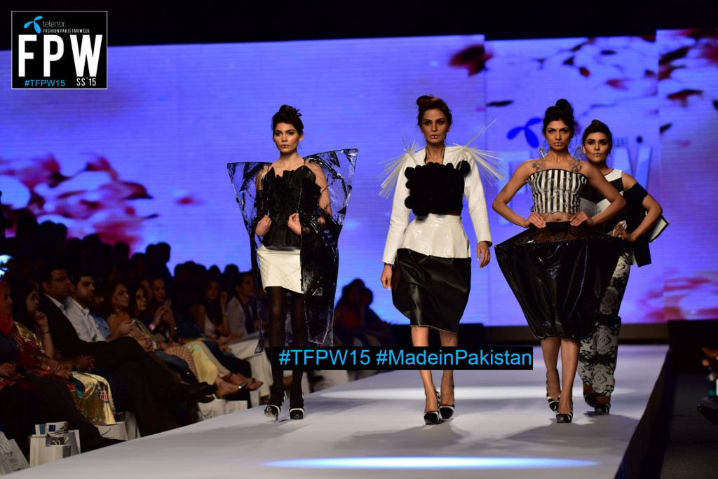 TFPW15 Telenor Fashion Pakistan Week 2015 TFPW 31st March 2015 Pearl Continental Hotel Karachi (40)