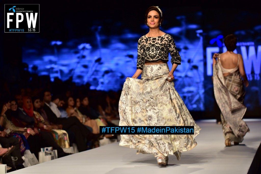 TFPW15 Telenor Fashion Pakistan Week 2015 TFPW 31st March 2015 Pearl Continental Hotel Karachi (5)