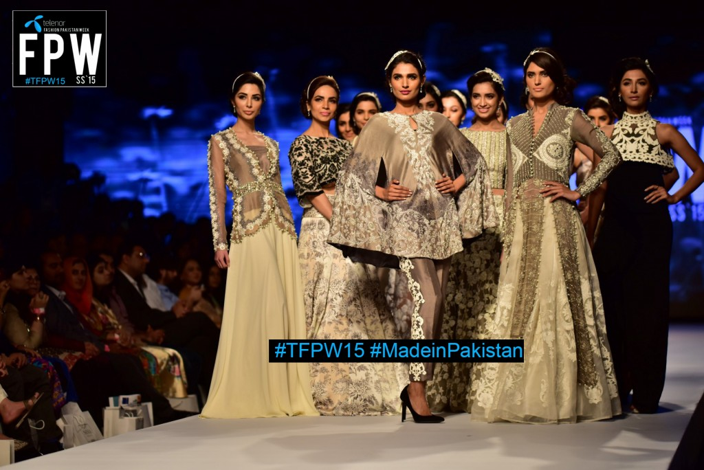 TFPW15 Telenor Fashion Pakistan Week 2015 TFPW 31st March 2015 Pearl Continental Hotel Karachi (7)