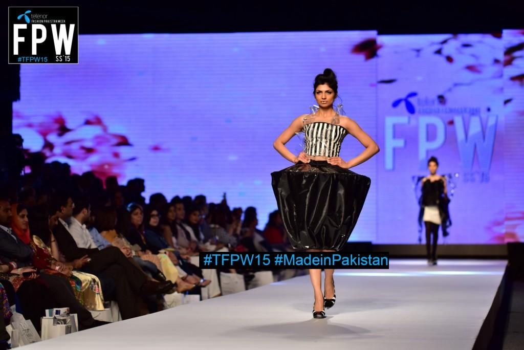 TFPW15 Telenor Fashion Pakistan Week 2015 TFPW 31st March 2015 Pearl Continental Hotel Karachi (8)