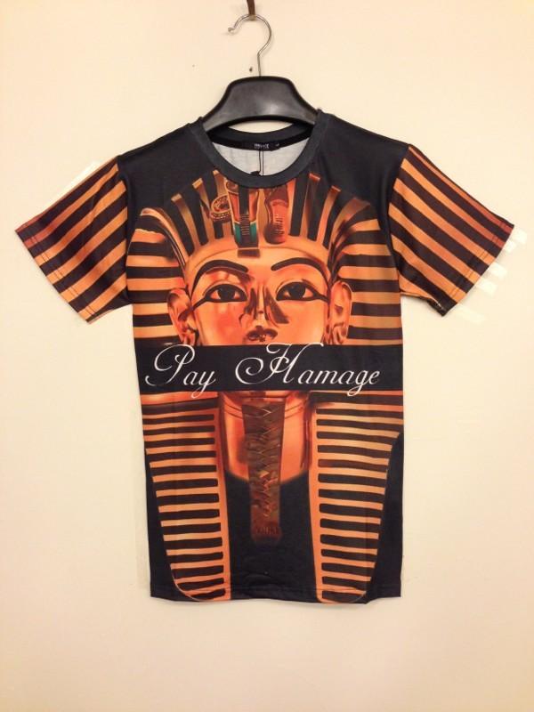 Digital 3D Printed Cotton Women Men Hip Hop Fashion Brand T-shirt digital textiles (1)
