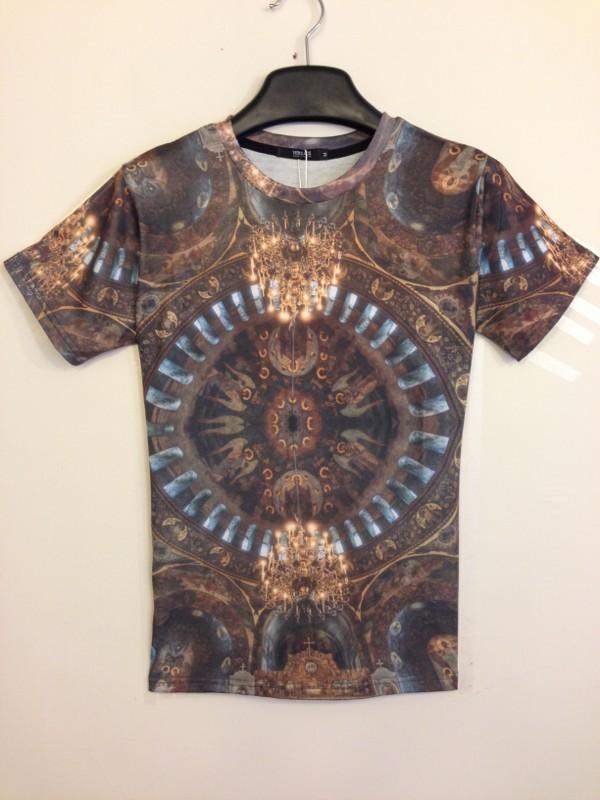 Digital 3D Printed Cotton Women Men Hip Hop Fashion Brand T-shirt digital textiles (16)