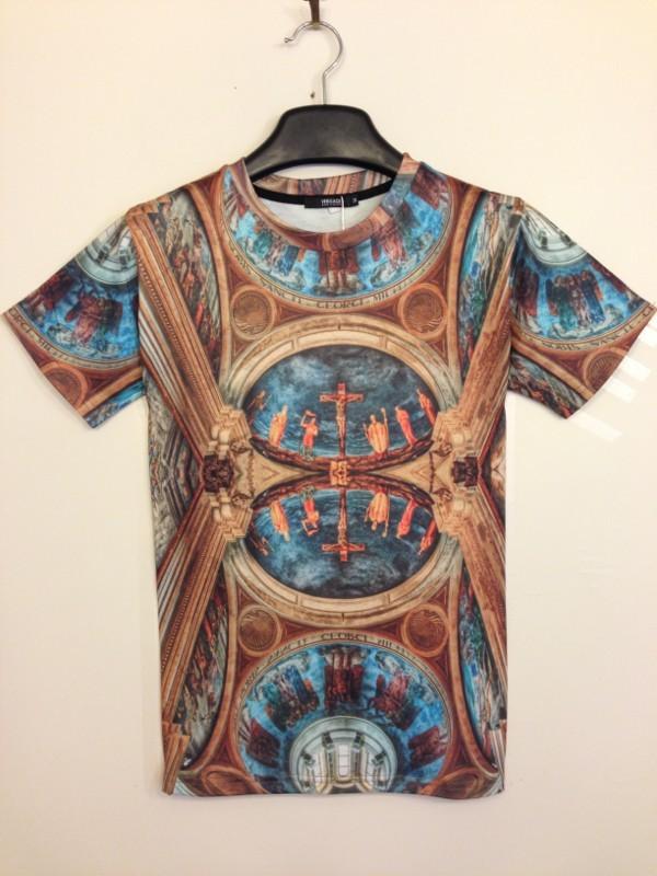 Digital 3D Printed Cotton Women Men Hip Hop Fashion Brand T-shirt digital textiles (17)