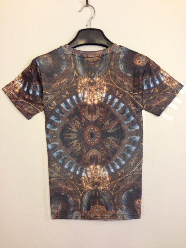 Digital 3D Printed Cotton Women Men Hip Hop Fashion Brand T-shirt digital textiles (6)