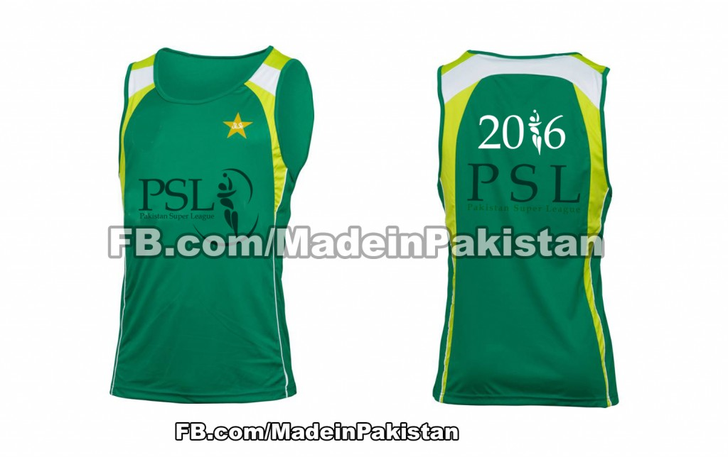 pakistan super league 2016 SPLT20 2020 Team Tshirts Garments kit Creative Ideas