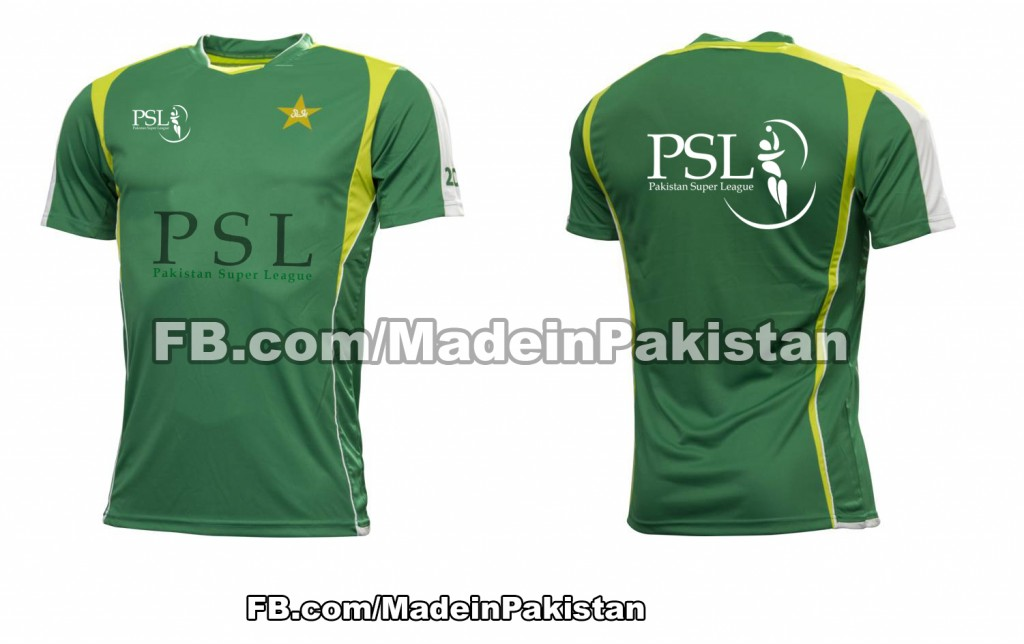 pakistan super league 2016 SPLT20 2020 Team Tshirts Garments kits shirts online order