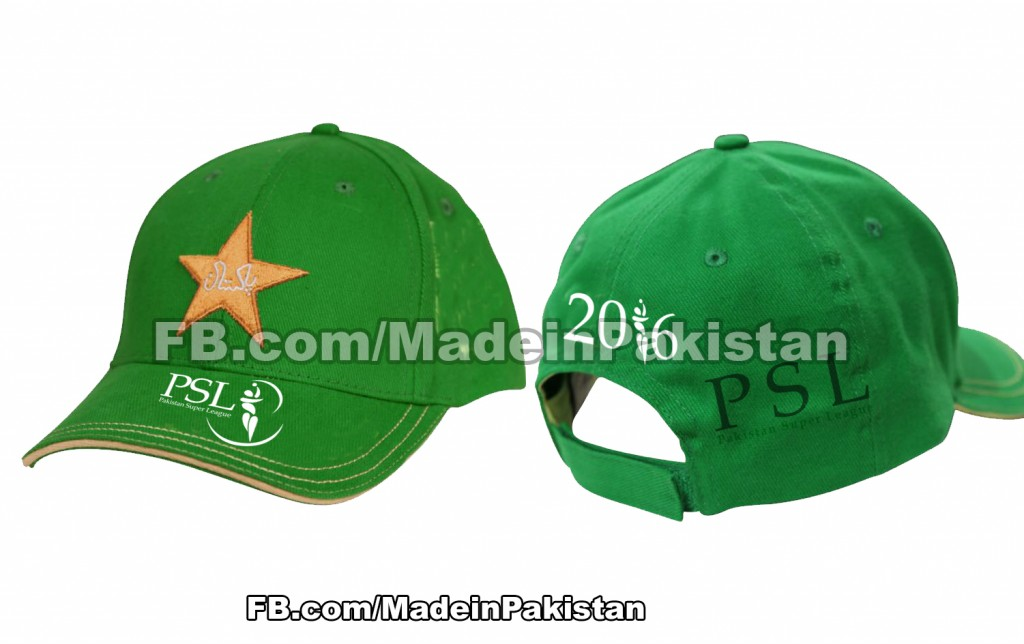 pakistan super league 2016 SPLT20 2020 Team cap Garments kit idea